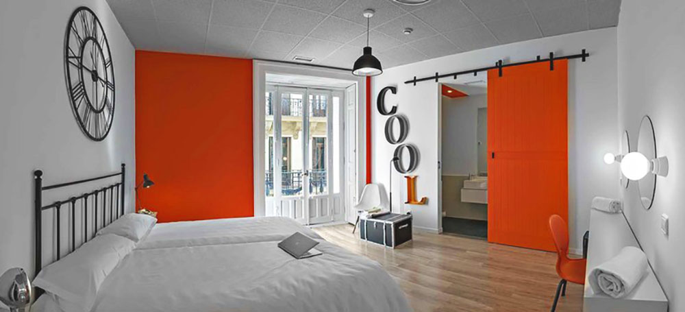 Hoteles Originales Madrid U Hostels